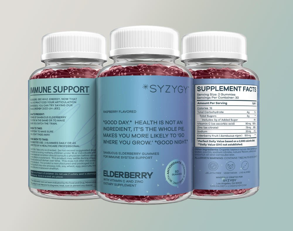 Supports your immune system!